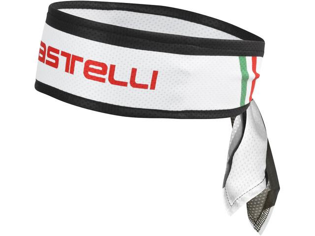 Castelli Headband white